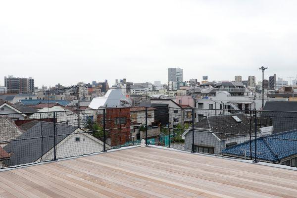 In the concrete/個人宅 (イン ザ コンクリート)屋上