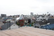 In the concrete/個人宅 (イン ザ コンクリート):屋上