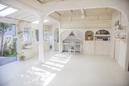 Rapture Studio (ラプチャースタジオ):ピアノ・ステンドドア