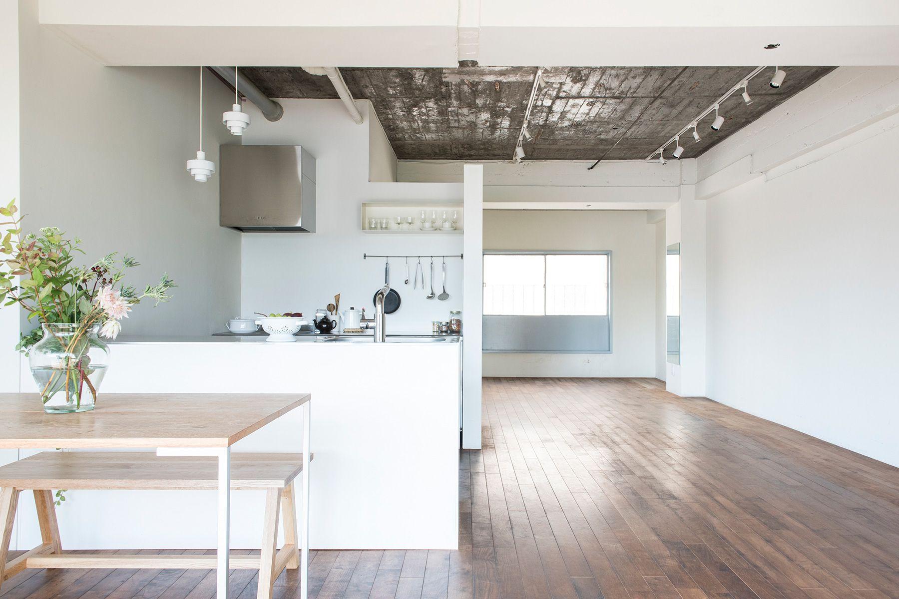 cobaco kitchen(コバコ キッチン)室内全体