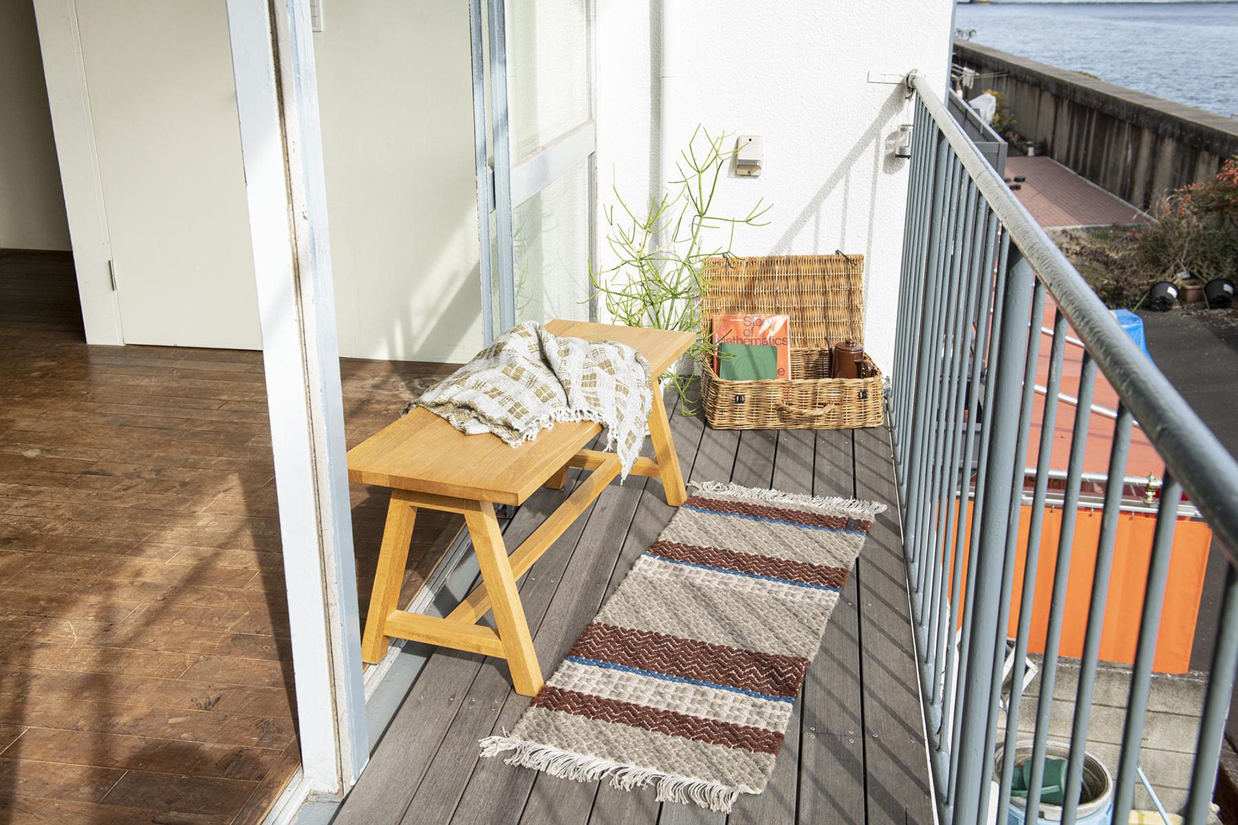 cobaco kitchen(コバコ キッチン)隅田川の眺め