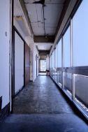 creme de la creme (クレーム デ ラ クレーム):廊下