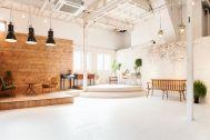 debolbe Studio&Warehouse (ディボルブ スタジオ):スタジオ全体(南側)