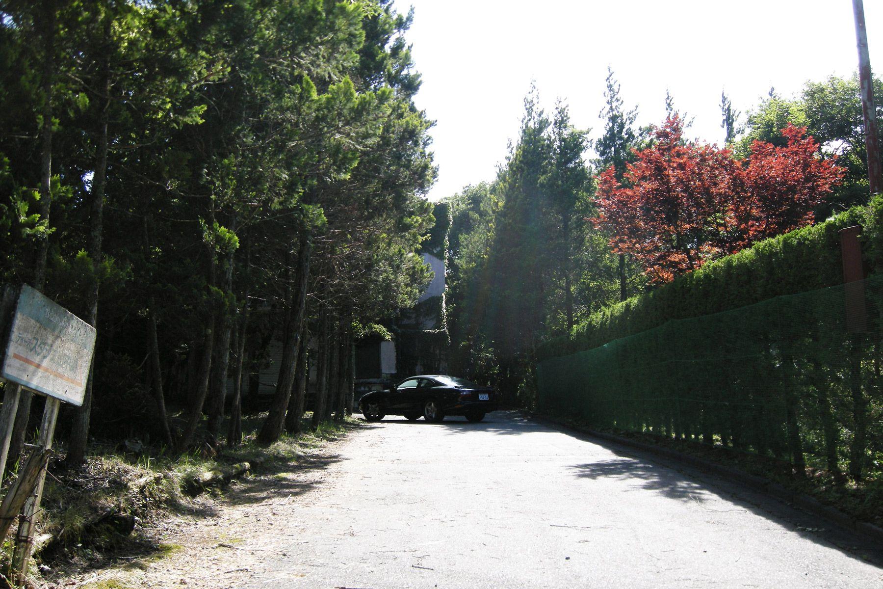 T's Studio ティーズスタジオ山中湖駐車場