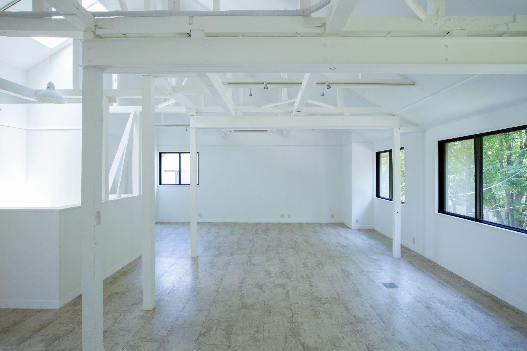 TERRANOVA House (Limited) テラノヴァハウス2F/白い壁方面 / 東方角