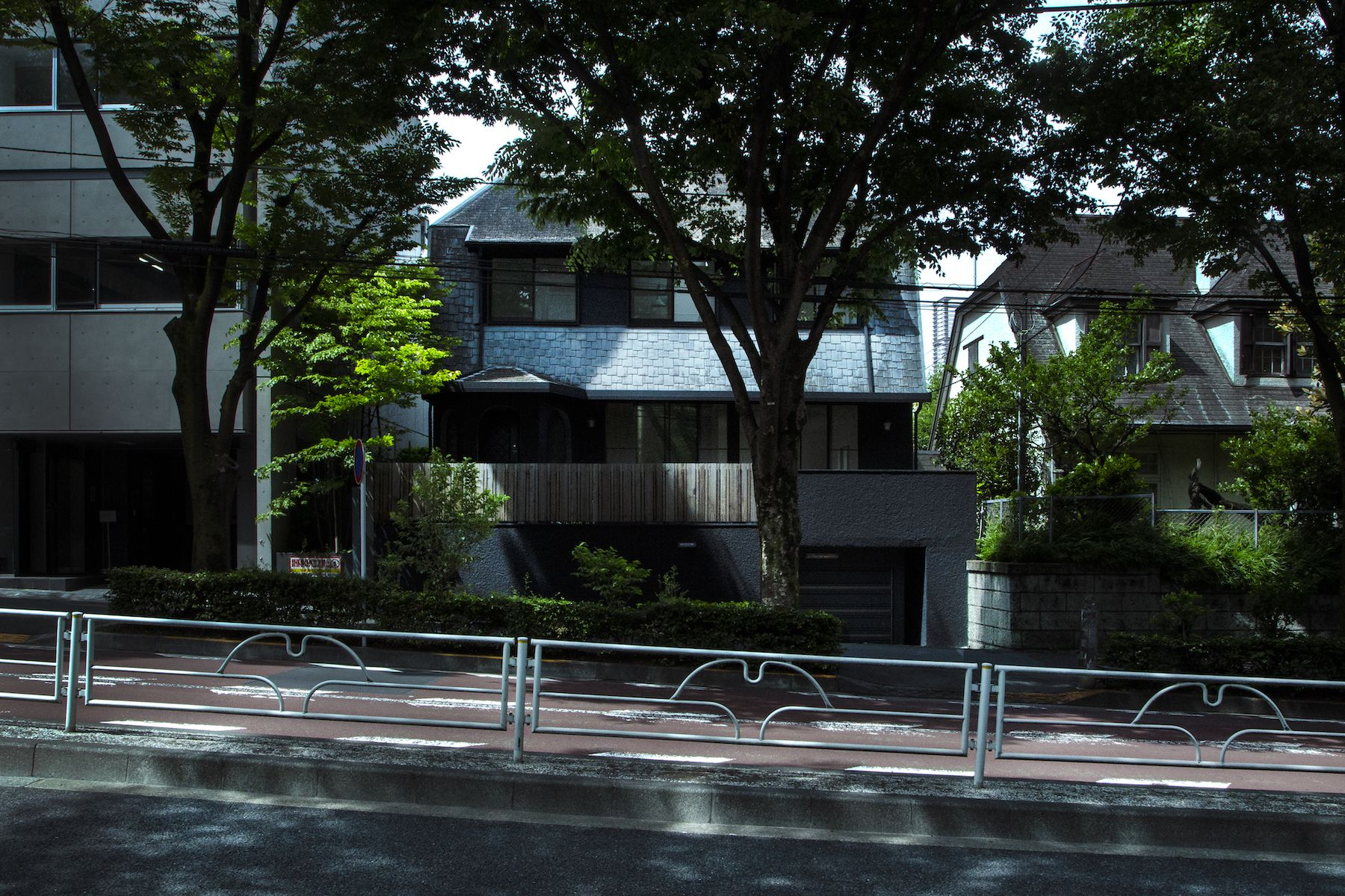 TERRANOVA House (Limited) テラノヴァハウス外観 / 北方角