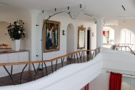 sun studio デルフィオーレ八王子:2F 廊下