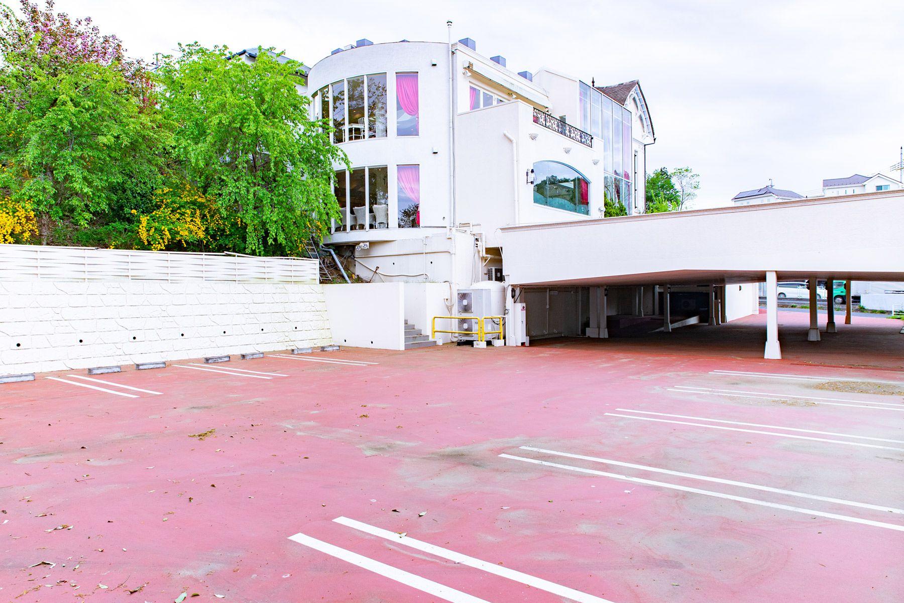 sun studio デルフィオーレ八王子駐車場