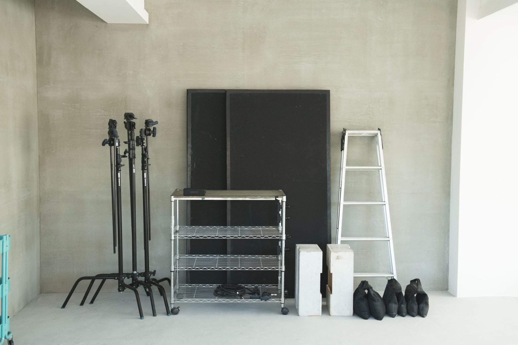 studio705可動式のパネル