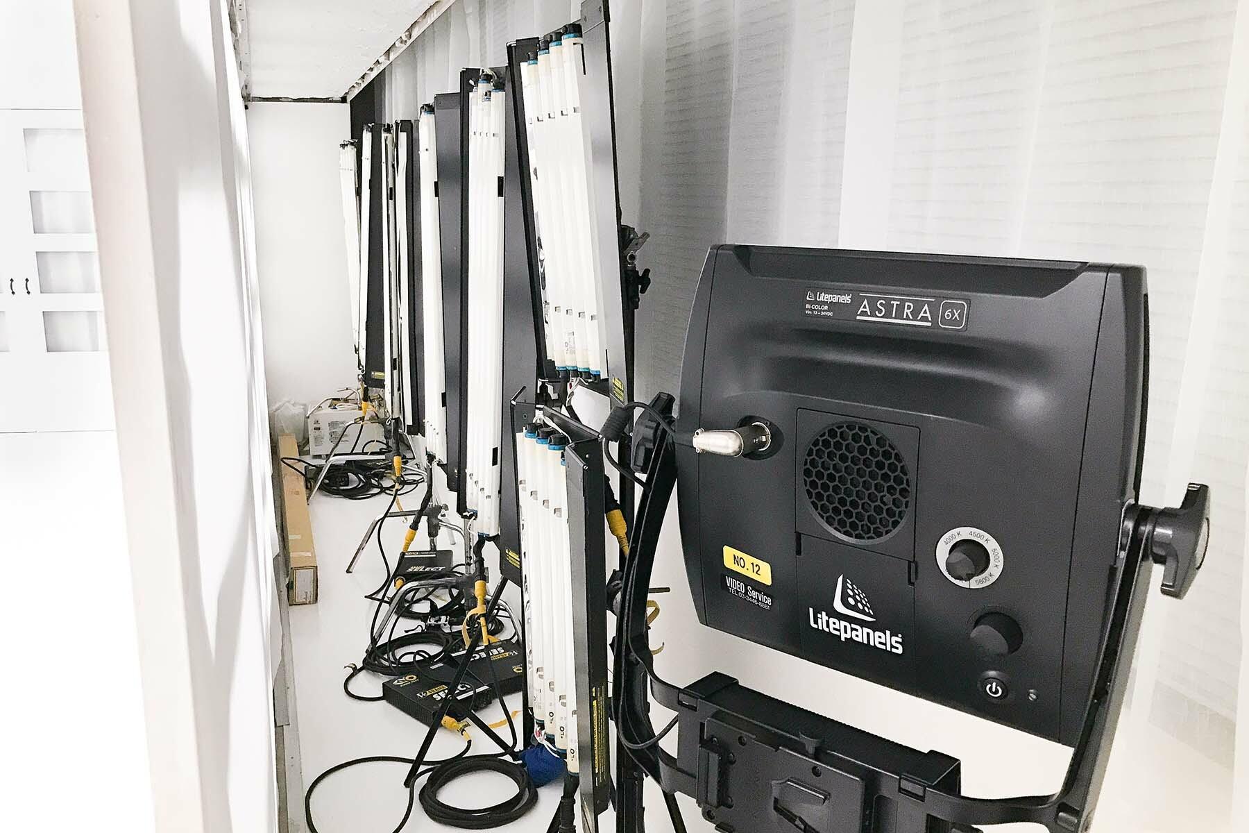 Studio Serato 笹塚 (スタジオセラート笹塚)レンガを施したコーナー