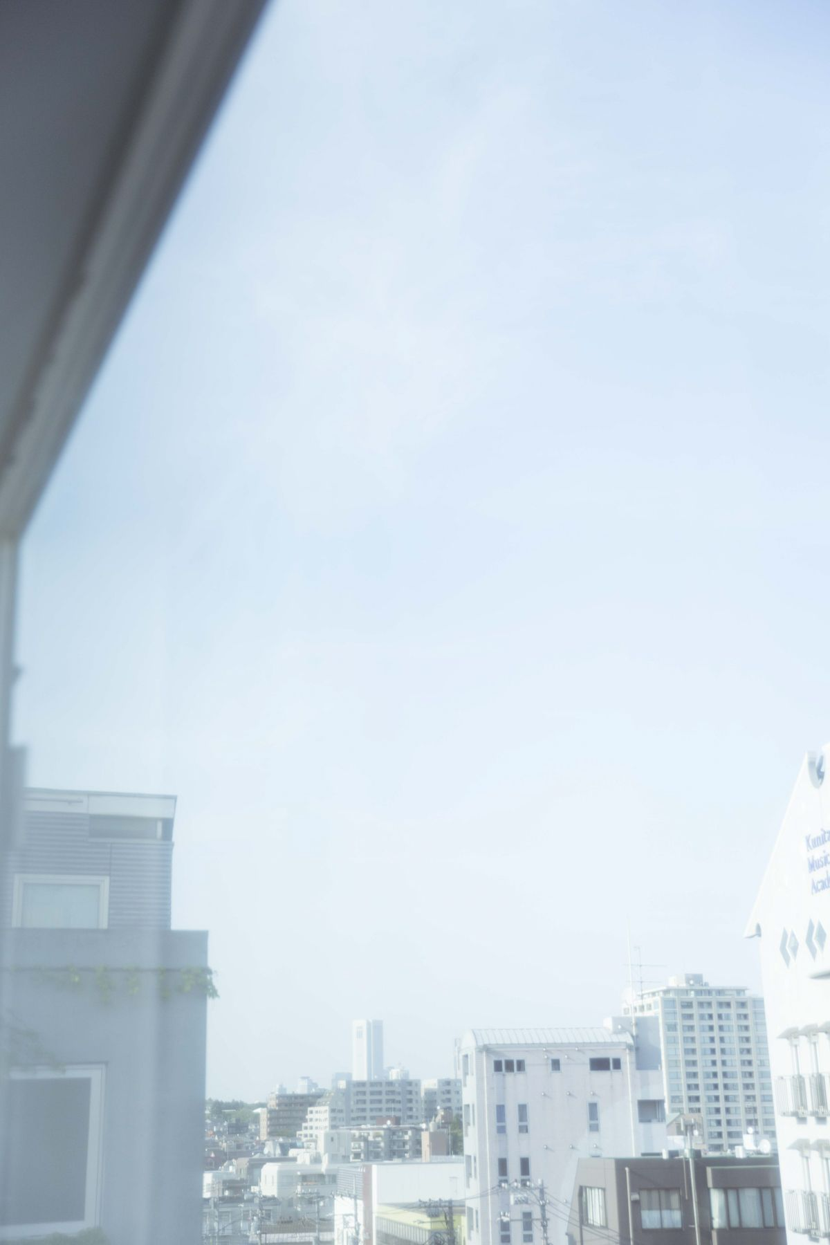 White Room (Pygmy Company) ホワイトルーム4F 東側からの眺望