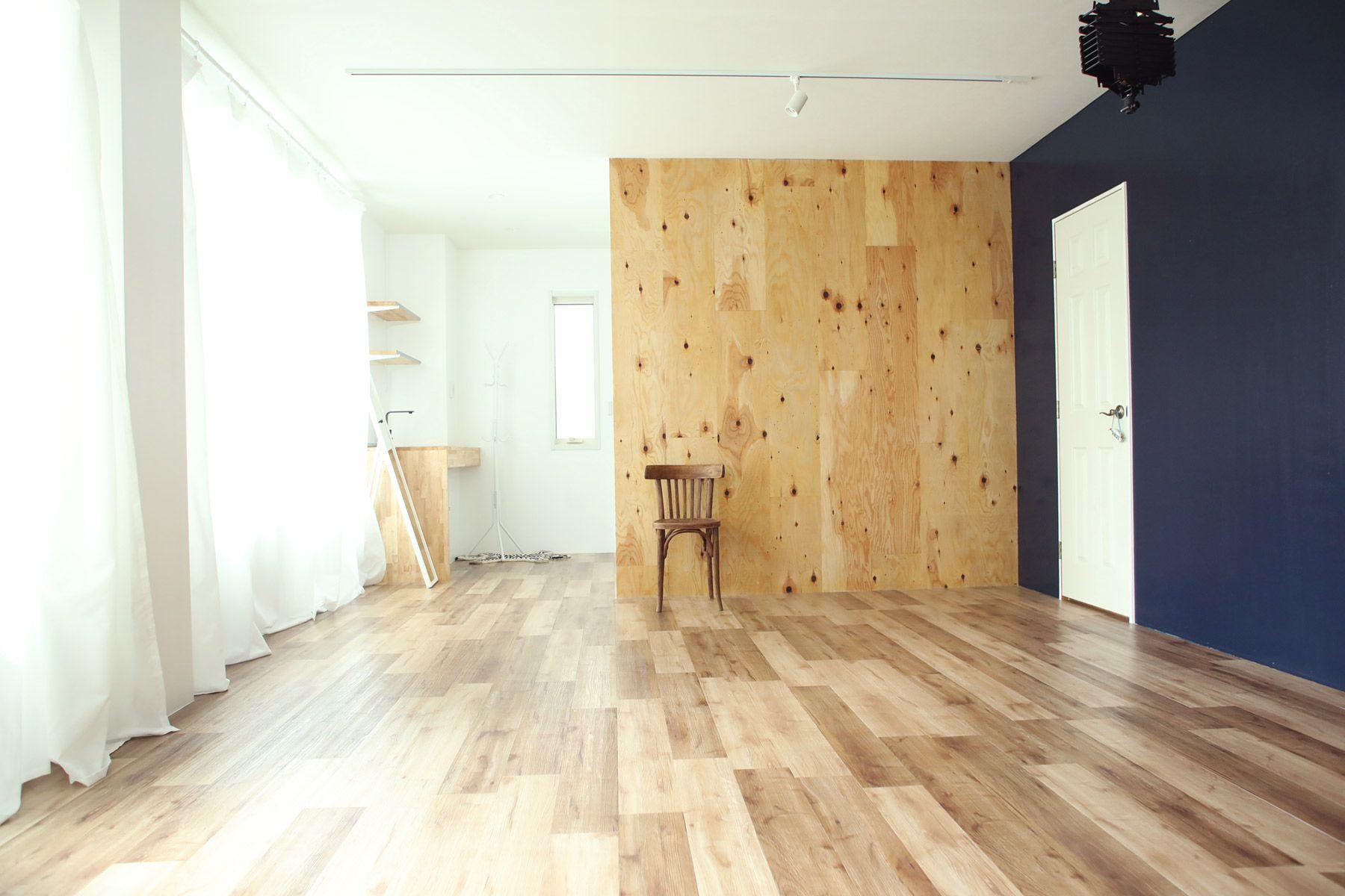 荻窪写真館スタジオ (オギクボシャシンカン)木壁