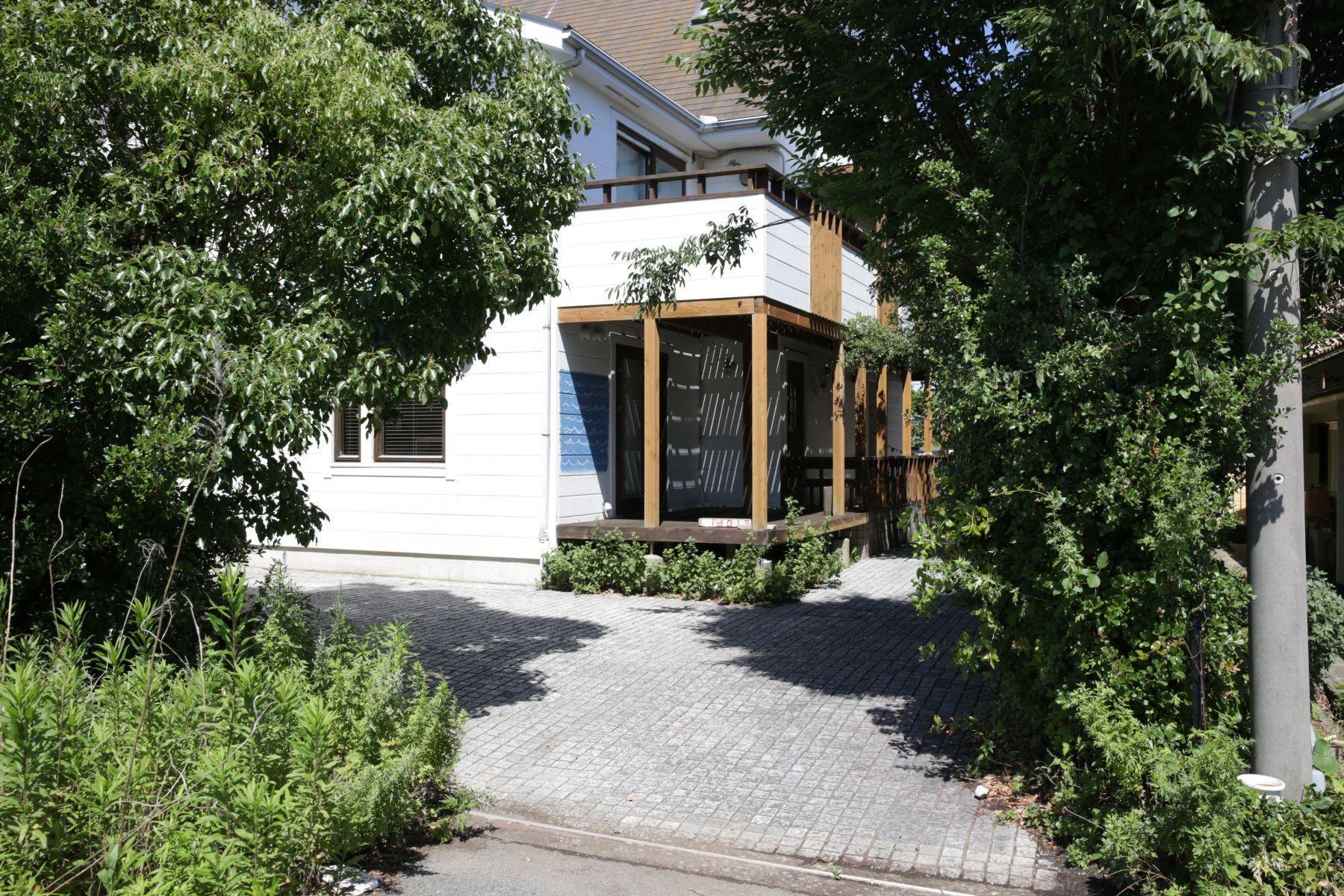 YOKOSUKAスタジオ (ヨコスカスタジオ)外観 建物全体