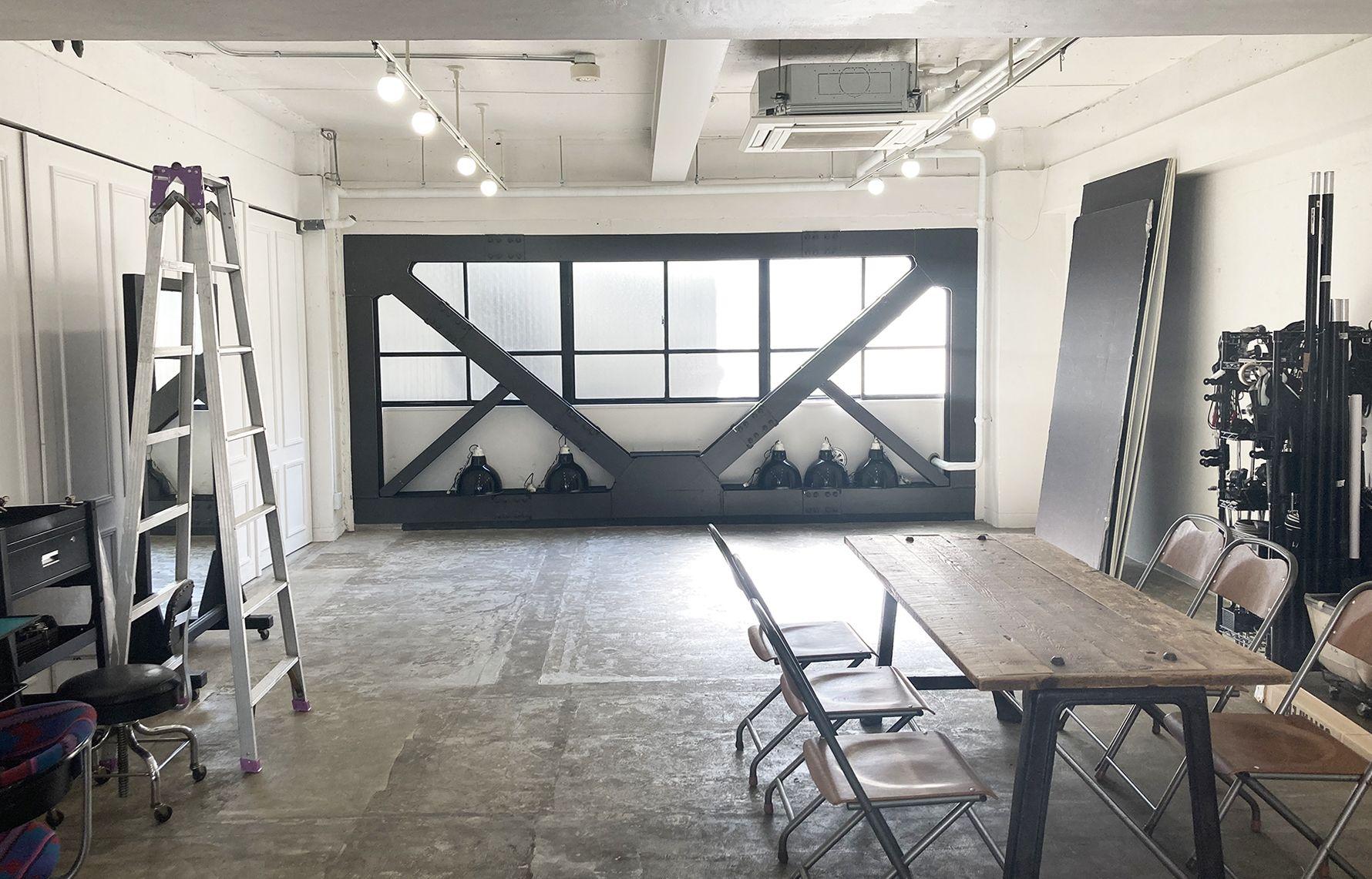 aA studio (エーエースタジオ) option:フィッティングスペース