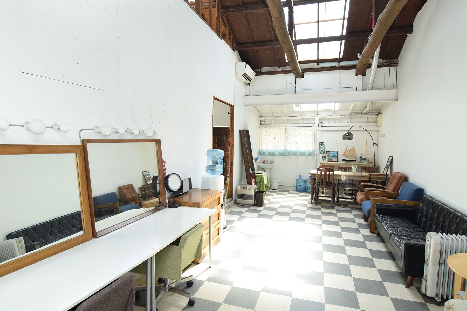 STUDIO LOPEZ 茅ヶ崎スペース (スタジオ ロペス)メイクルームなどでも使用可能