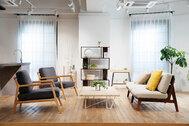 STUDIO DA VINCI (スタジオ ダ・ヴィンチ):白レンガの壁