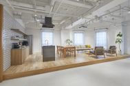 STUDIO DA VINCI (スタジオ ダ・ヴィンチ):キッチン ダイニング(家具あり)