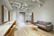 STUDIO DA VINCI (スタジオ ダ・ヴィンチ):キッチン ダイニング(家具なし)