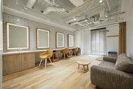 STUDIO DA VINCI (スタジオ ダ・ヴィンチ):広々メイクルーム
