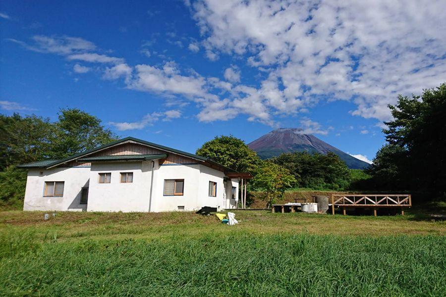 グリーンゲーブル富士ヶ嶺 (グリーンゲーブルフジガネ)平屋と富士山