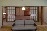 グリーンゲーブル富士ヶ嶺 (グリーンゲーブルフジガネ):室内 リビング