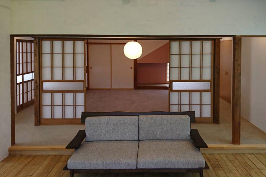 グリーンゲーブル富士ヶ嶺 (グリーンゲーブルフジガネ)室内 リビング
