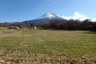 グリーンゲーブル富士ヶ嶺 (グリーンゲーブルフジガネ):2019年1月 牧草地