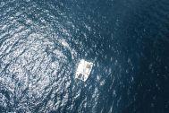 ダンダダ・フェニックス カタマランヨット・クルーザー:航空からの写真(ドローン写真)
