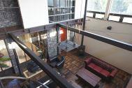 O'gu bijou/個人宅 (オッグビジュー):2階から俯瞰した1階