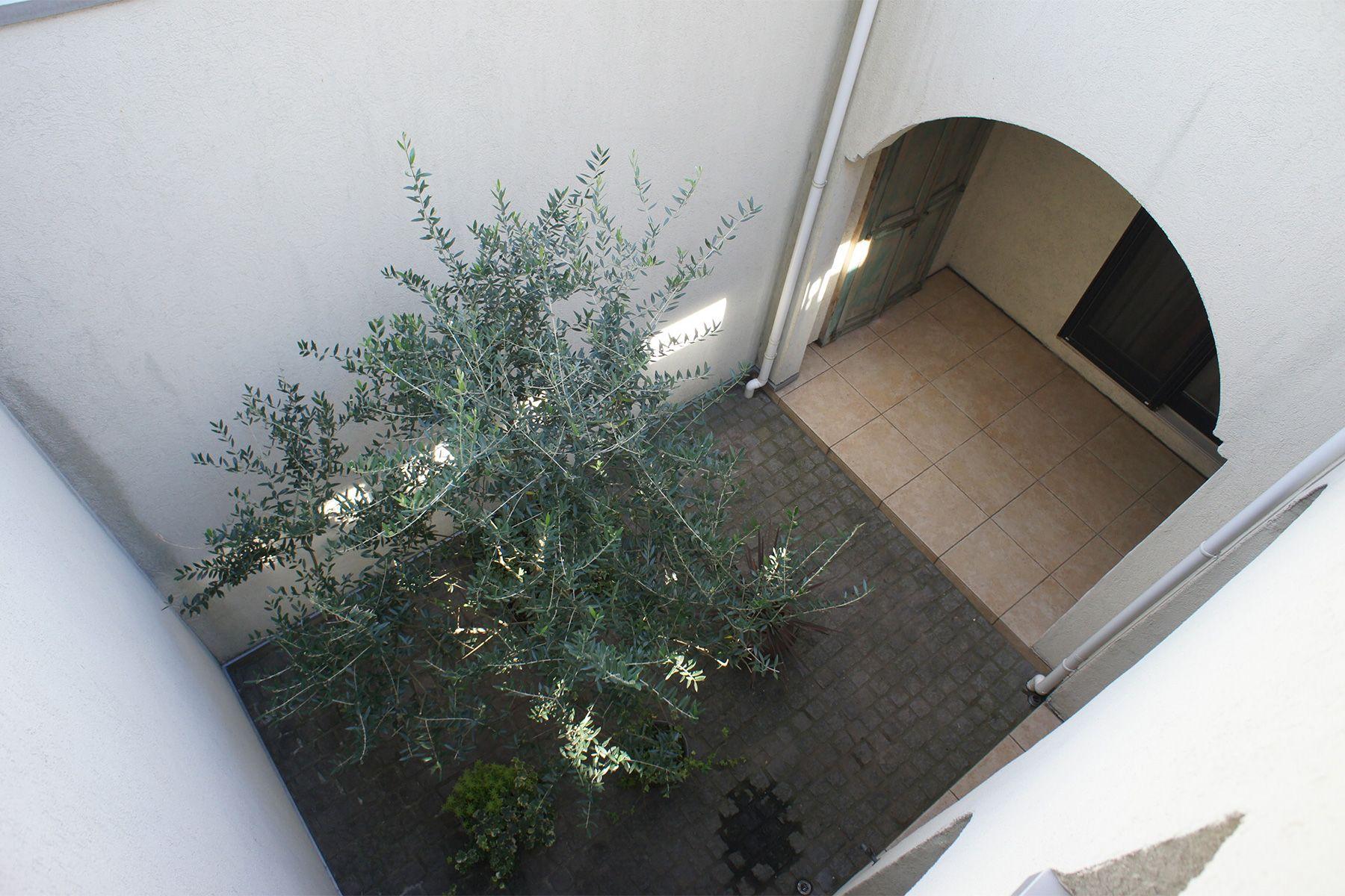 O'gu bijou/個人宅 (オッグビジュー)2階 ベランダからの俯瞰