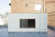 studio ConTRail (スタジオ コントレイル):屋上ペントハウス