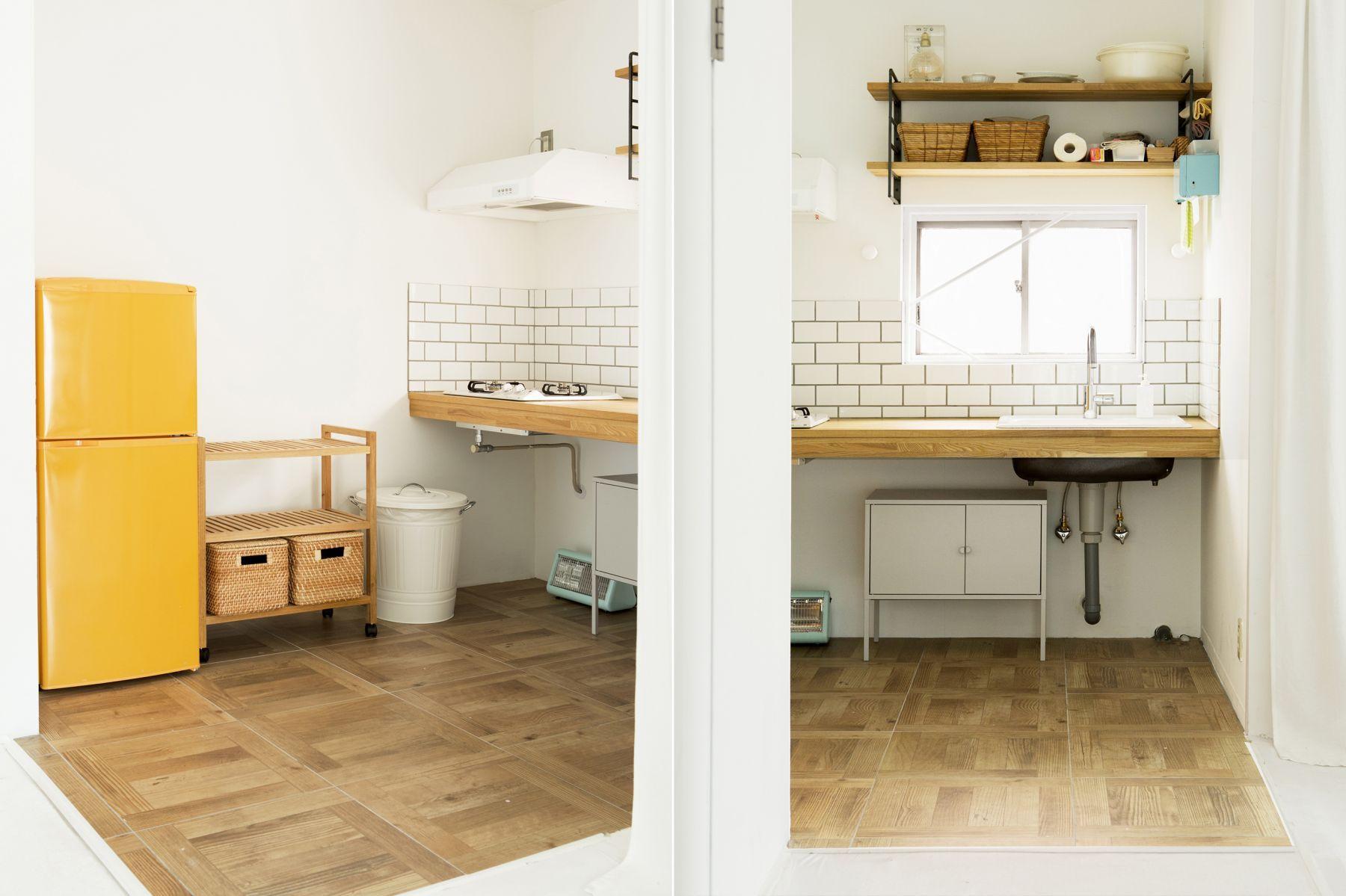 studio ConTRail (スタジオ コントレイル)キッチン 調理可/2口コンロ