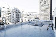 studio ConTRail (スタジオ コントレイル):屋上 空抜け撮影も可能