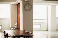 Clock Studio (クロックスタジオ):カーテンで遮光も可能です