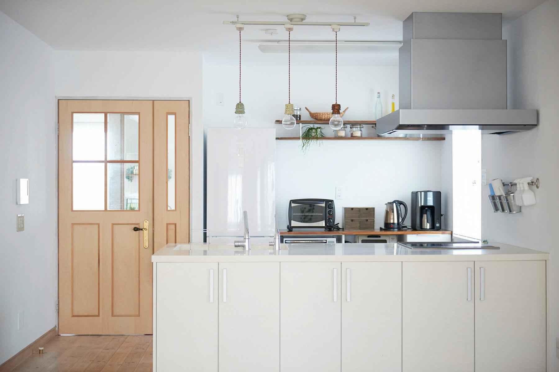 STUDIOFOGLIA HOME(3st)対面キッチン