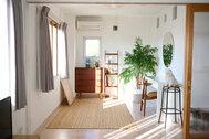 STUDIOFOGLIA HOME(3st):ベッドをリビングに移動