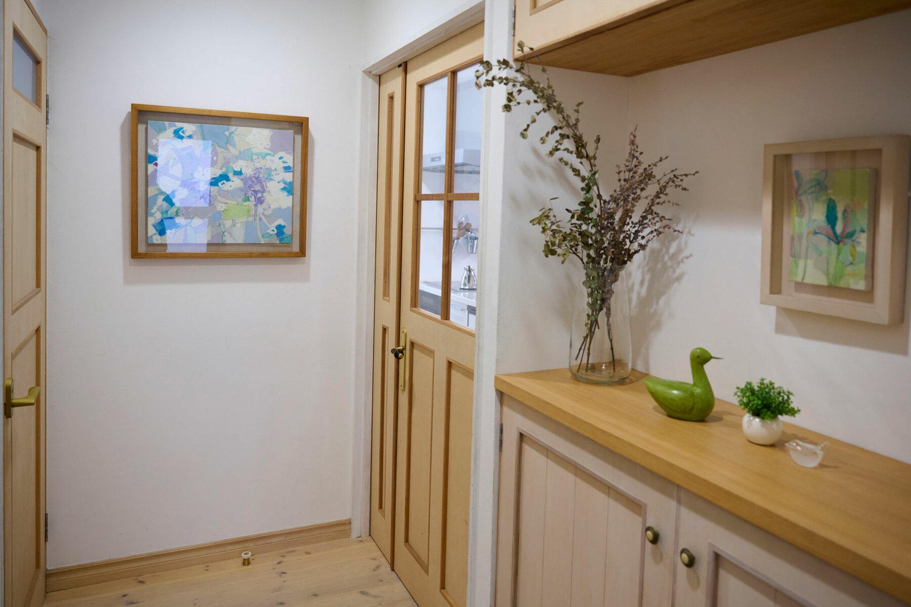 STUDIOFOGLIA HOME(3st)個室メイクルーム