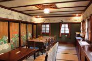 矢中の杜/旧矢中邸 国登録有形文化財 (やなかのもり):別館 食堂