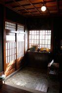 矢中の杜/旧矢中邸 国登録有形文化財 (やなかのもり):本館 玄関