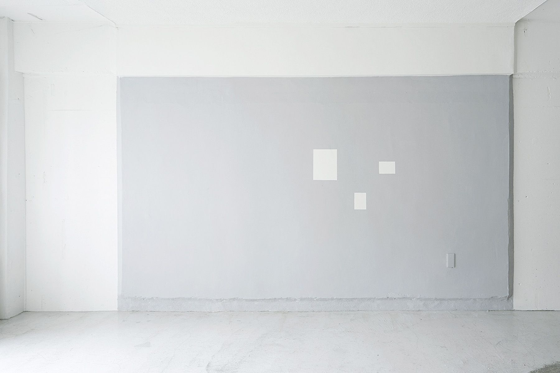 studio imelo(スタジオ イメロ)白で清潔感のあるキッチン