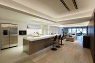 エコスマートファイヤー 大阪ショールーム:キッチンとして活用できる