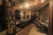 芝浦ADEスタジオ:1F shopのような空間