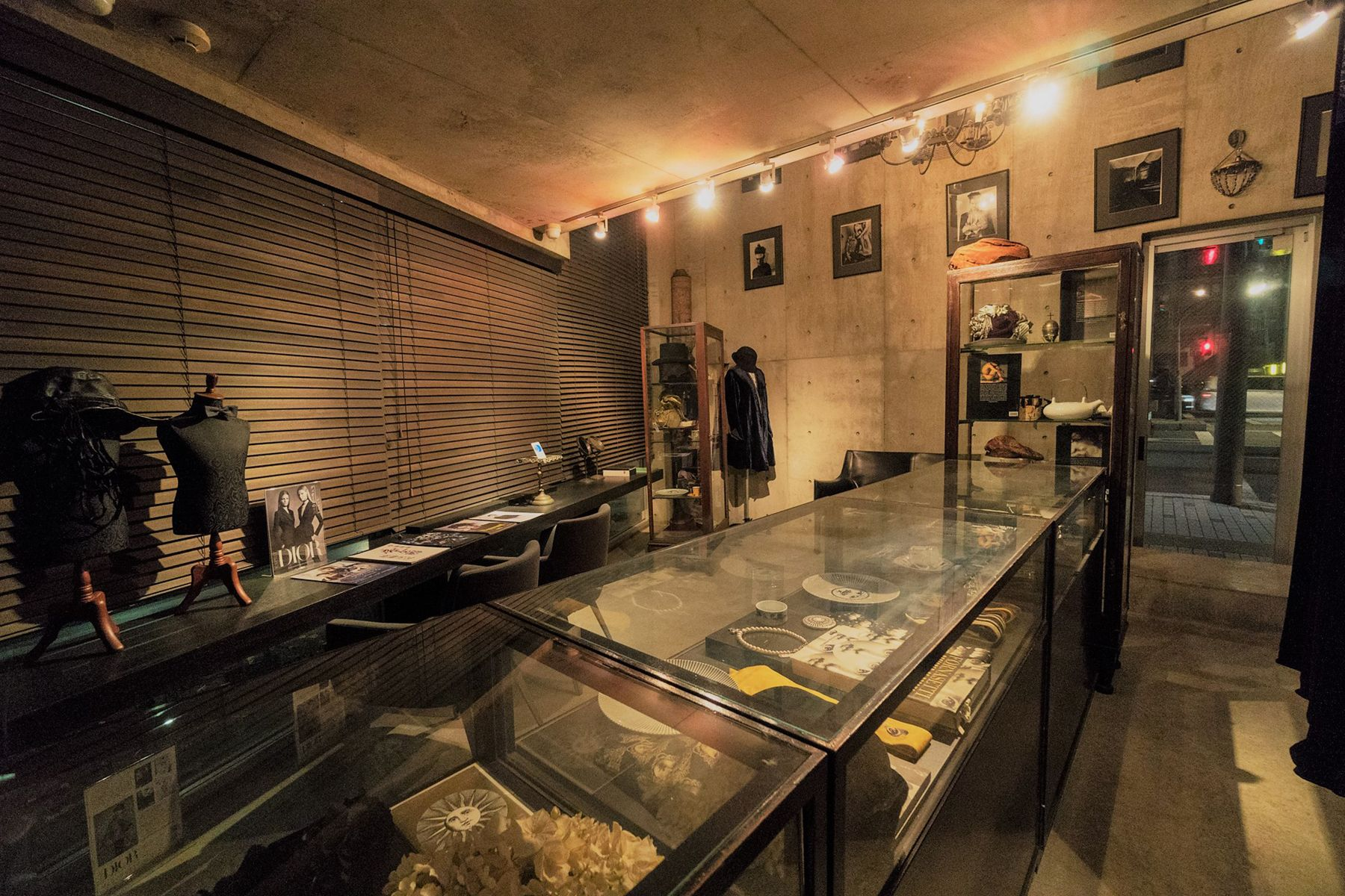 芝浦ADEスタジオ1F Showcaseもあります