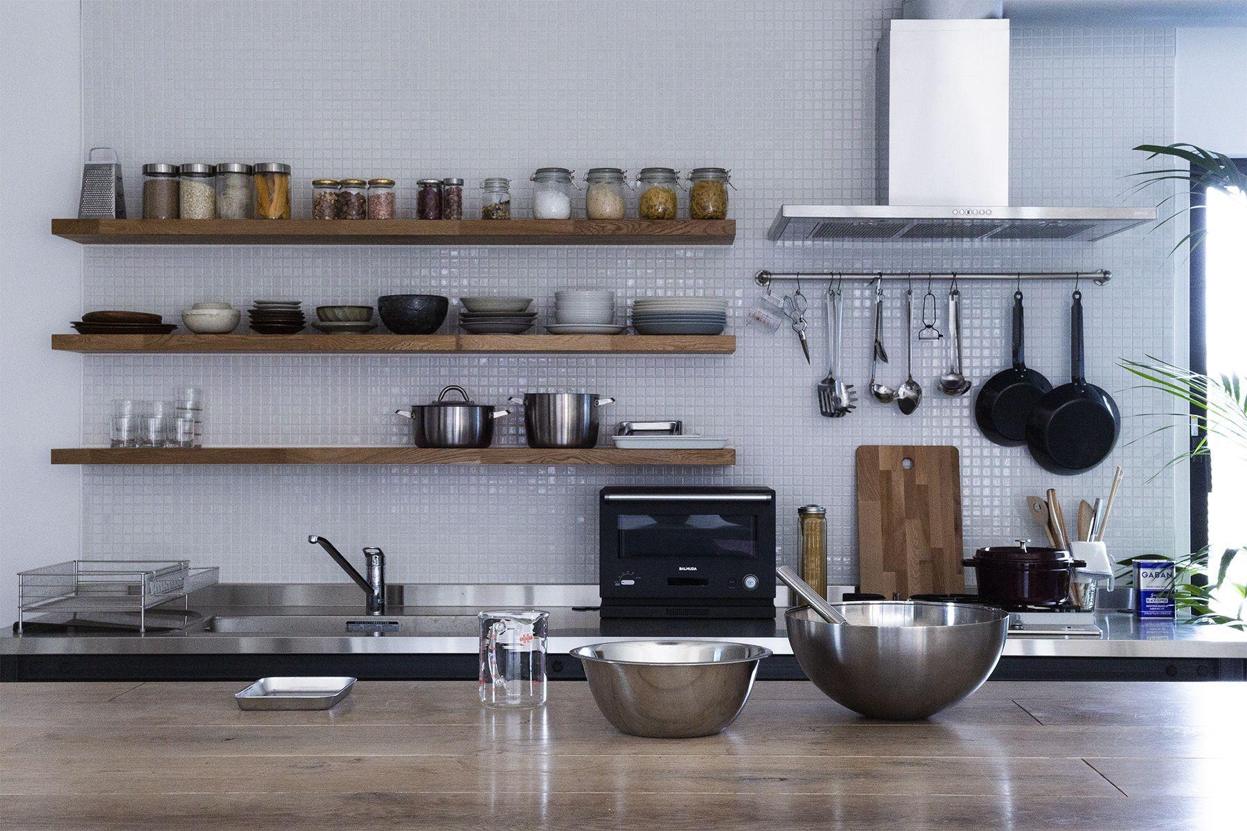 OPRCT Space P (オプレクト)キッチン /大きなダイニングテーブル