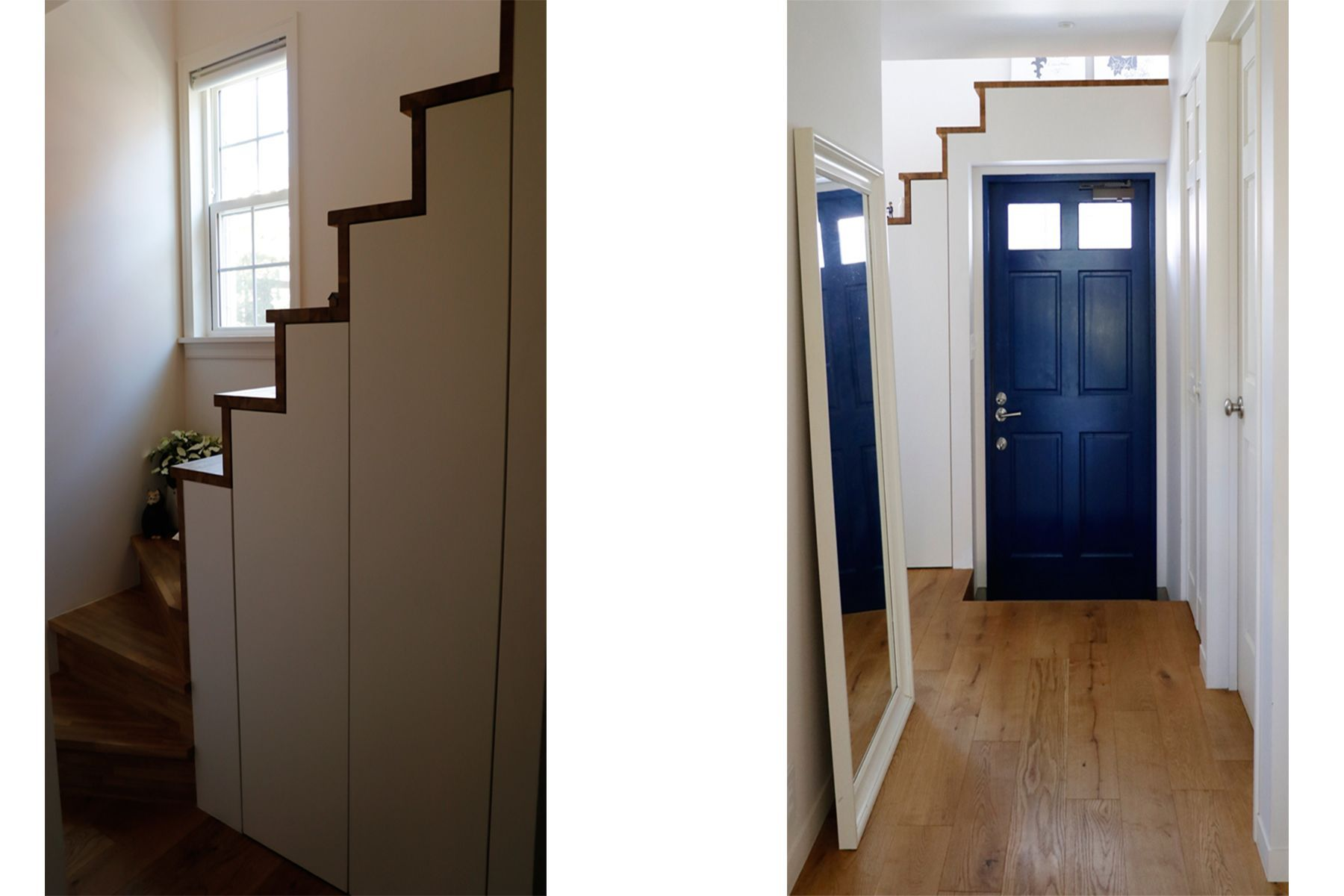BLUE DOOR/個人宅 (ブルードア)3F 廊下
