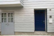 BLUE DOOR/個人宅 (ブルードア):1F 洗面台