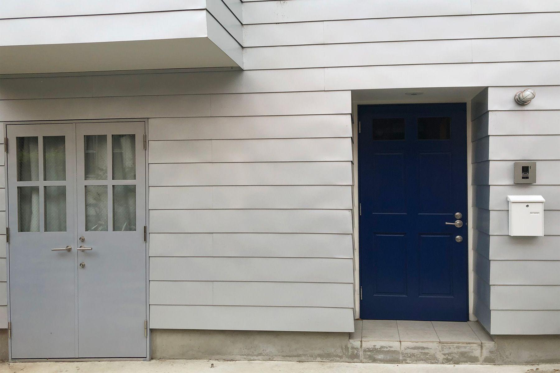 BLUE DOOR/個人宅 (ブルードア)1F 洗面台
