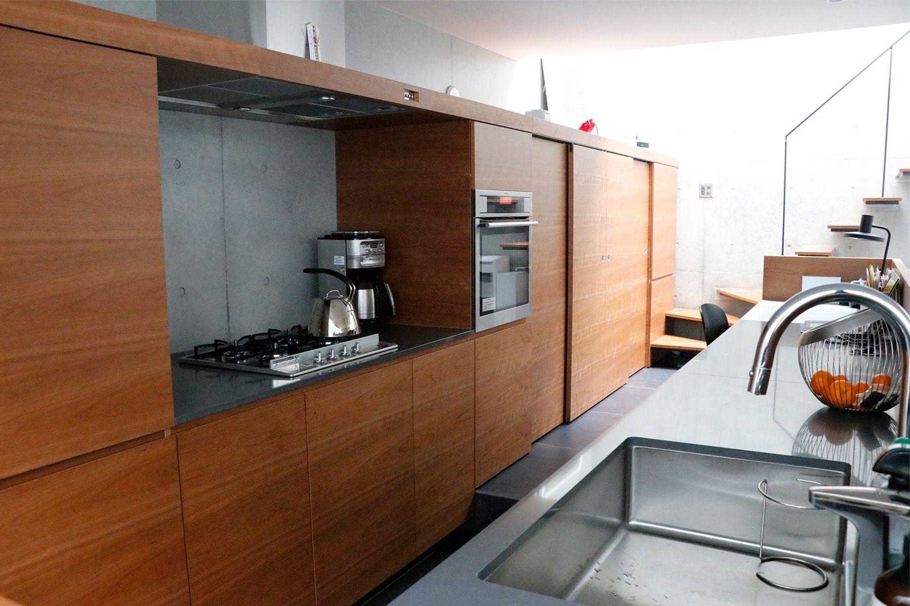 Oliva/個人宅(オリヴァ)キッチン