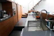 Oliva/個人宅(オリヴァ):キッチン