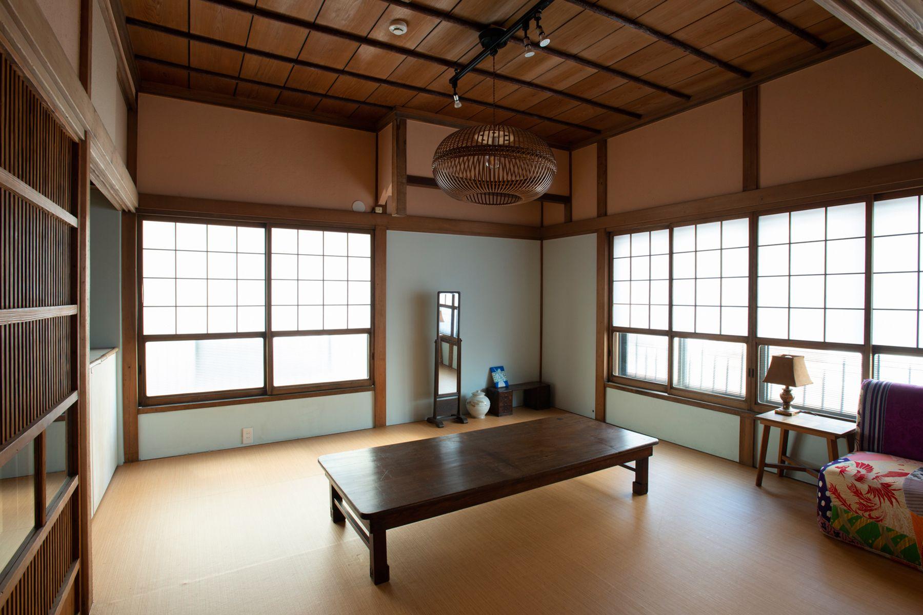 江戸端会議室 (エドバタカイギシツ)和室(8畳)